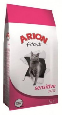 Arion FRIENDS Sensitive Cat 3kg