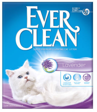 Kattasandur Ever Clean Lavender 10L