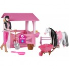 Horka - TOY HORSE STABLE