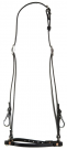 Top Reiter headstall with noseband