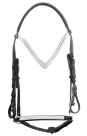 Top Reiter bridle Kristall
