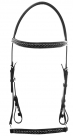 Top Reiter bridle Soft Line II
