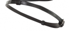 Extra strap for flash noseband