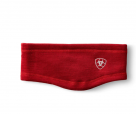 Ariat Tek merino Headband red